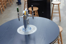 Bar Table Taps Beer System